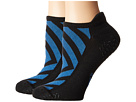 adidas - Studio II No Show Socks 2-Pack
