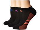 adidas - climacool® Superlite 3-Pack No Show Socks