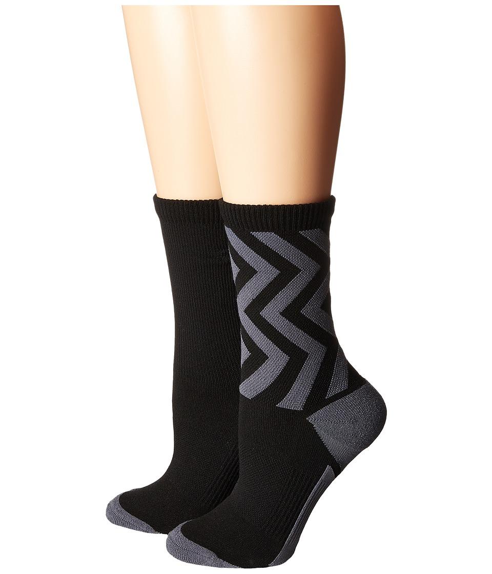 adidas - Studio II Crew Socks 2-Pack