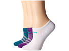 adidas Superlite Super No Show Socks 3-Pack