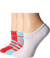 adidas - Superlite Super No Show Socks 3-Pack