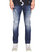 Vivienne Westwood - Anglomania Lee Don Karnage Jeans in Blue Denim