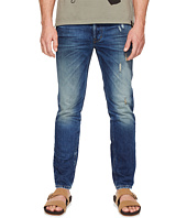 Vivienne Westwood - Anglomania Lee Johnstone Jeans in Blue Denim