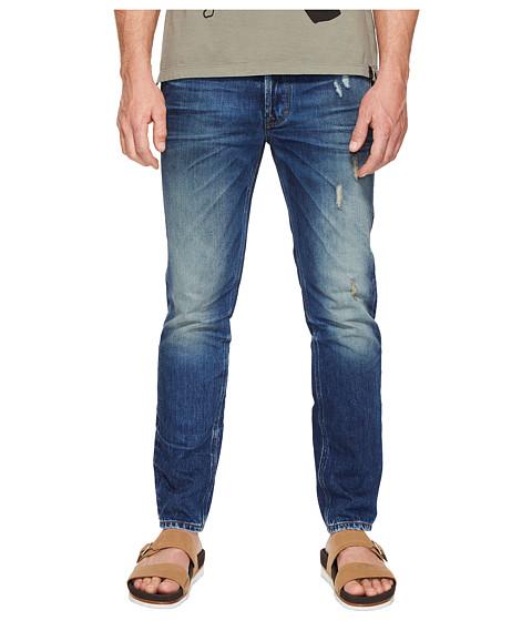 Vivienne Westwood Anglomania Lee Johnstone Jeans in Blue Denim