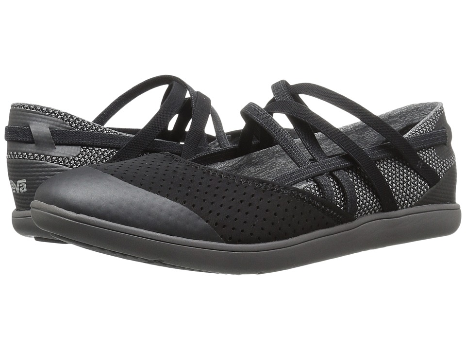 Teva Hydro-Life Slip-On (Black/Grey) Women