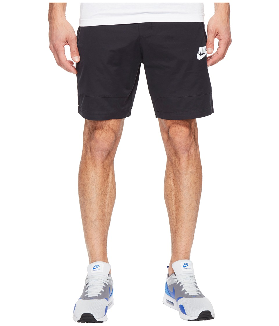Nike Sportswear Advance 15 Short (Black/White) Men