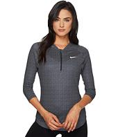 Nike - Premium Baseline 3/4 Sleeve Tennis Top