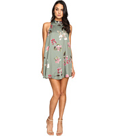 Show Me Your Mumu - V-Right Back Mini Dress