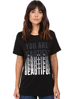 Life is Beautiful - Beautiful Repeat - Crew Neck Tee
