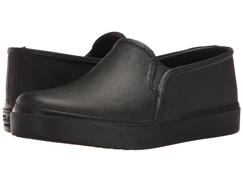Klogs Footwear Tiburon (Black) Slip-On Shoes