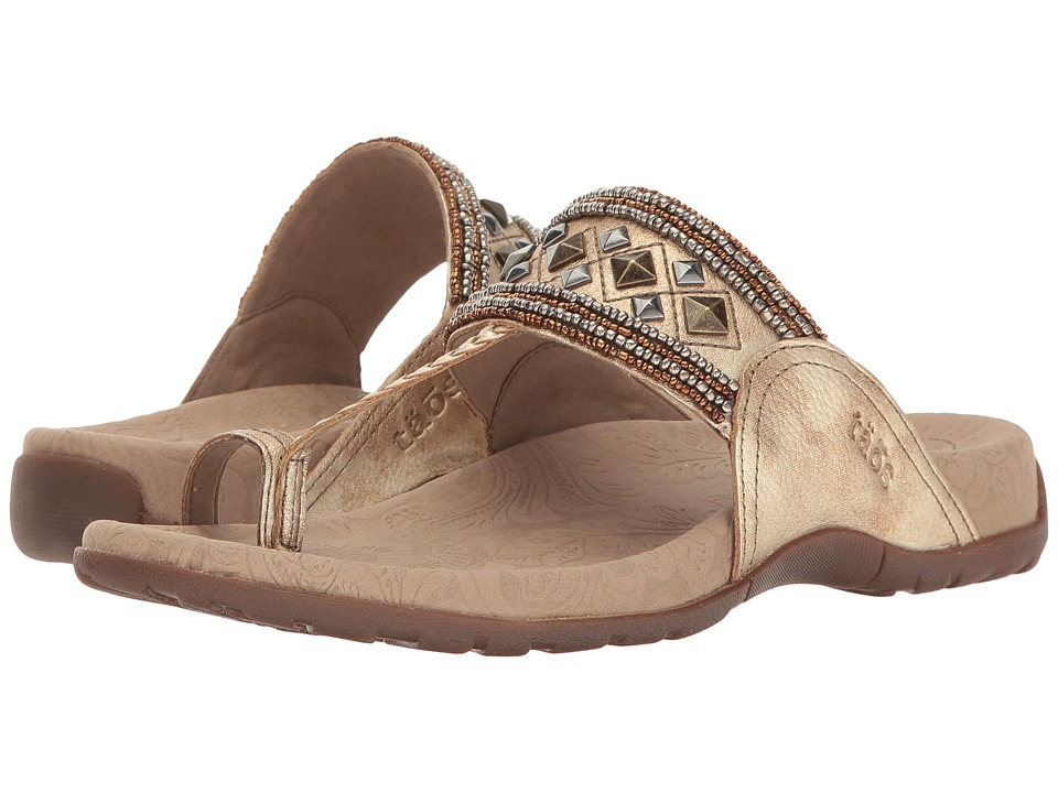 Taos Footwear Genie (Gold) Women