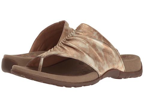 Taos Footwear Gift 2 - Gold