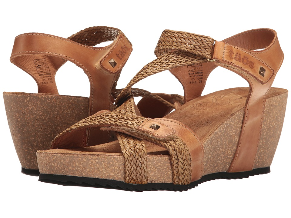 Taos Footwear Julia (Camel) Women