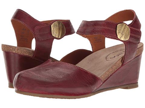 Taos Footwear Muse - Red