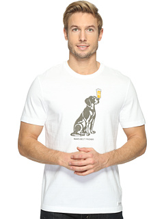 Life is good - Man's Best Friends Crusher Tee