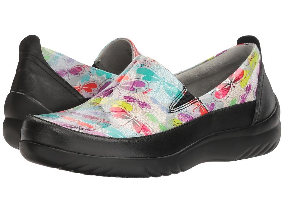Klogs Footwear Ashbury (Spring Dragonfly Patent) Women