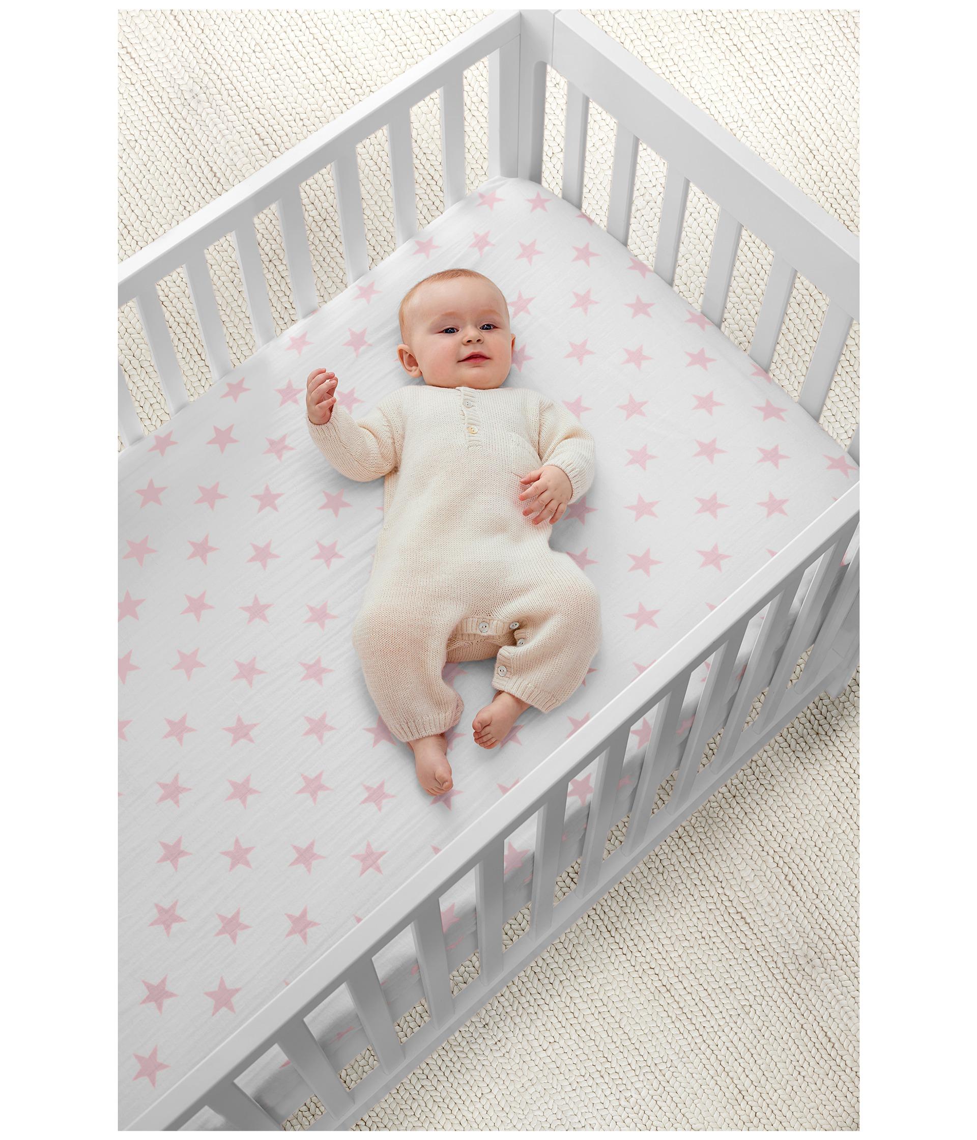 aden anais cozy crib sheet at. Black Bedroom Furniture Sets. Home Design Ideas