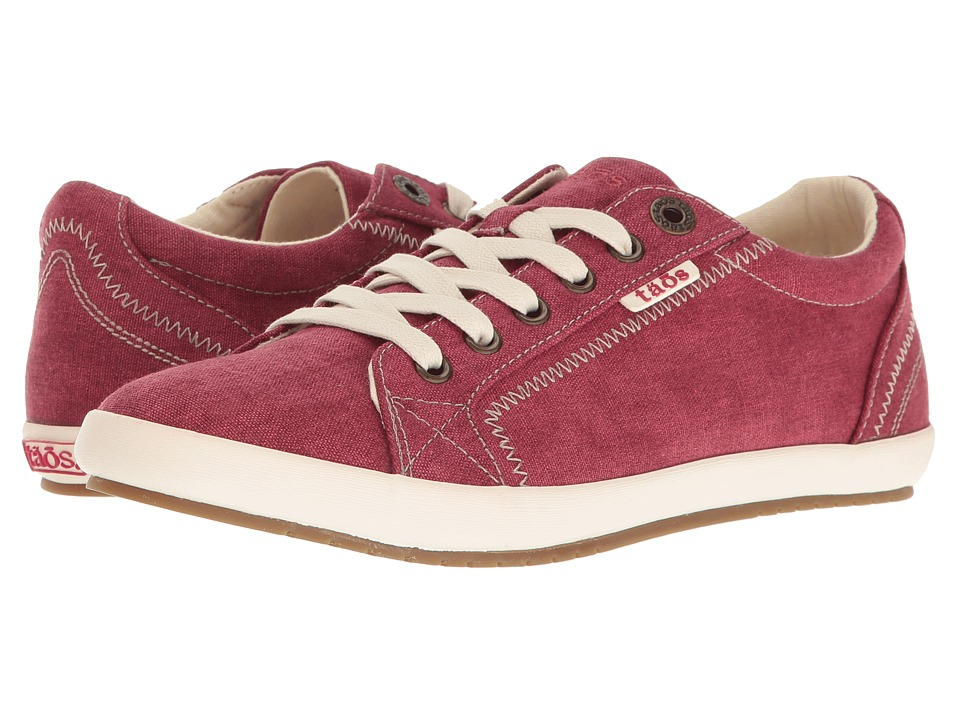 Taos Footwear Star (Ruby Red) Women