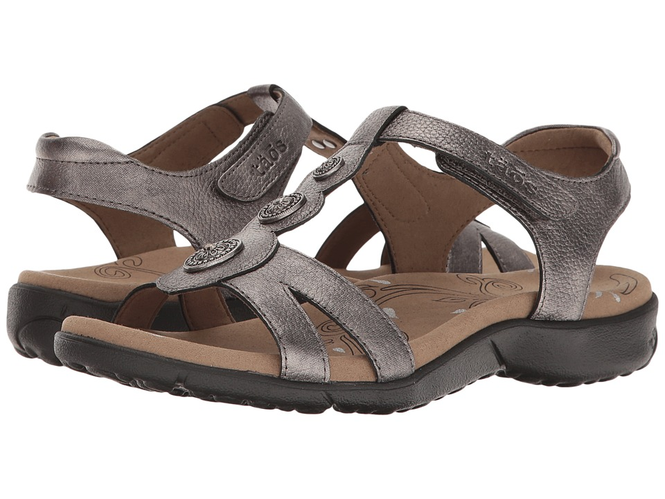 Taos Footwear Treasure 2 (Pewter) Women