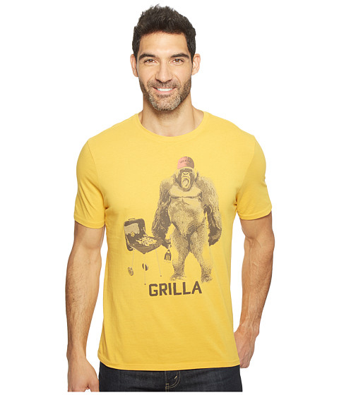Life is Good Grilla Gorilla Smooth Tee