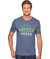 Life is Good - Keep America Green Cool Tee