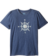 Life is good Kids - Compass Cool Tee (Little Kids/Big Kids)
