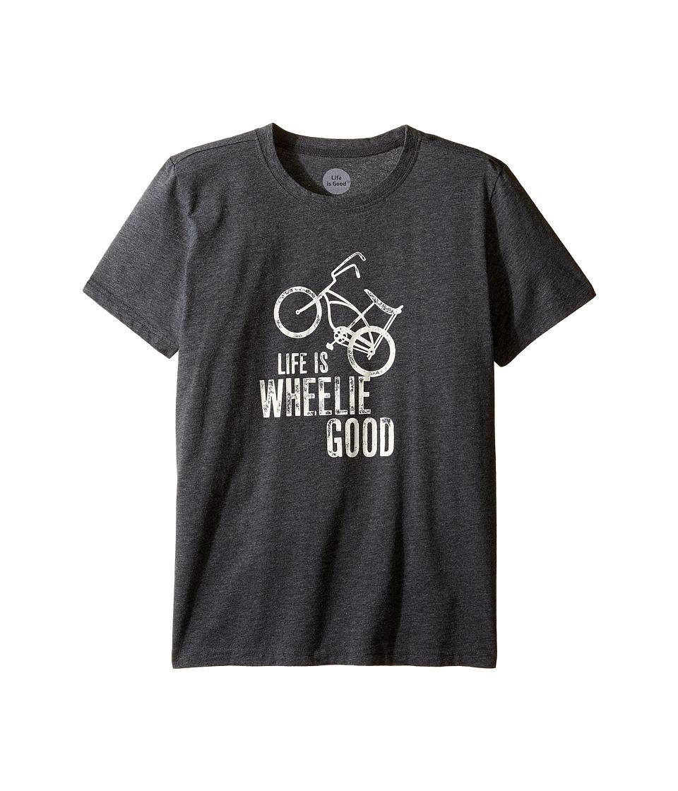 Life is Good Kids - Wheelie Bike Cool Tee
