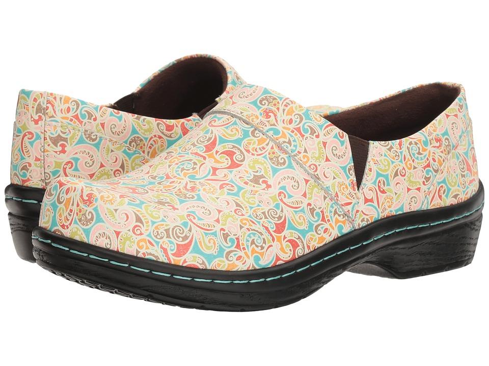 Klogs Footwear Mission (Paisley 1 Full Grain) Women