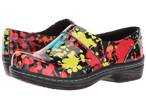 Klogs Footwear Mission - Splatter Patent