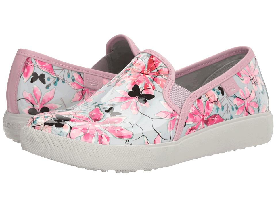 Klogs Footwear Reyes (Graphic Floral Patent) Women