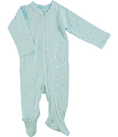 aden + anais - Long Sleeve Zipper One-Piece (Infant)