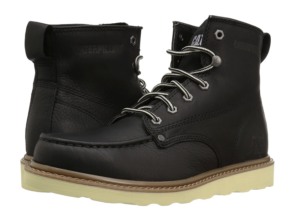 Caterpillar Glenrock Mid (Black) Men