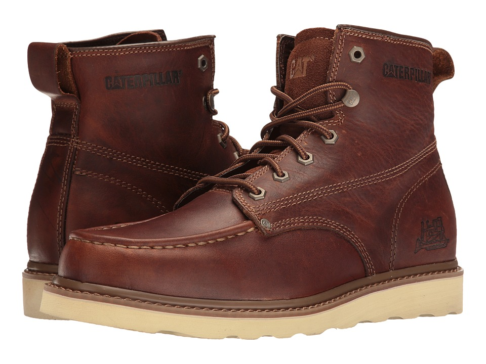 Caterpillar Glenrock Mid (Peanut) Men