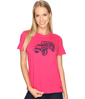 Life is good - Offroad 4X4 Crusher Tee