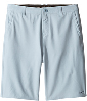 O'Neill Kids - Locked Stripe Hybrid Shorts (Big Kids)