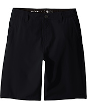 O'Neill Kids - Loaded Solid Hybrid Shorts (Big Kids)