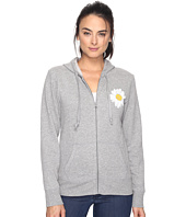 Life is good - Daisy Go-To Zip Hoodie