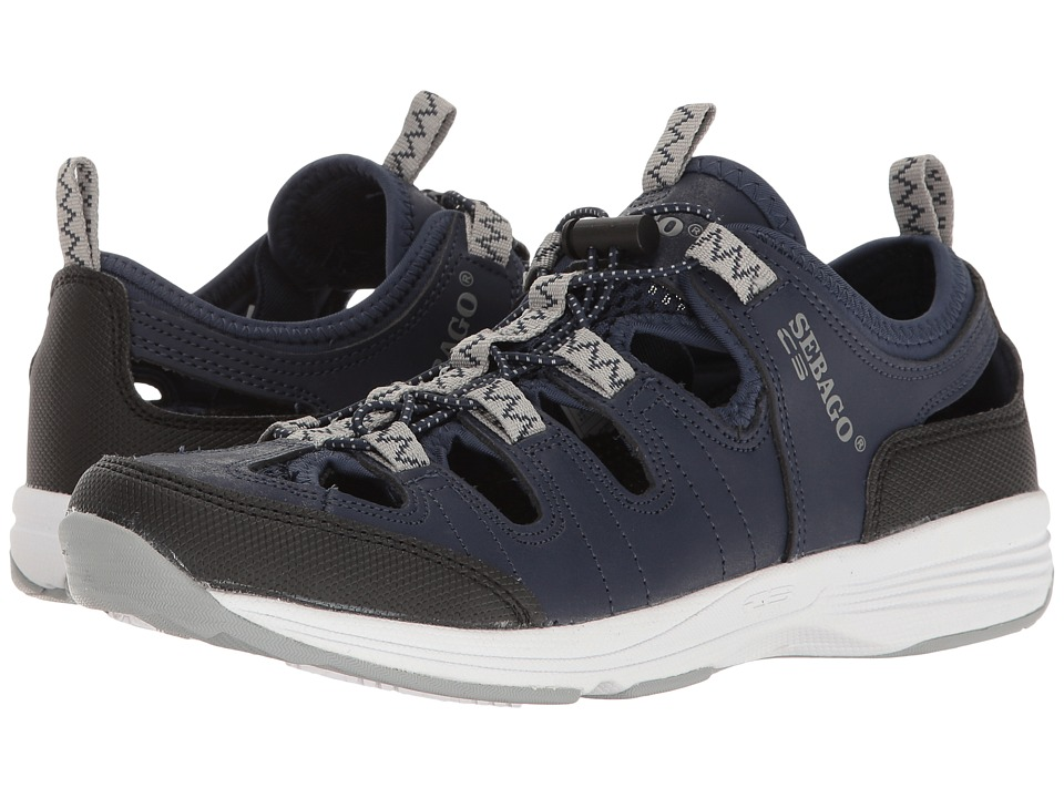 Sebago Cyphon Sea Fisherman (Navy Nubuck) Women