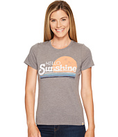 Life is Good - Hello Sunshine Stripe Cool Tee