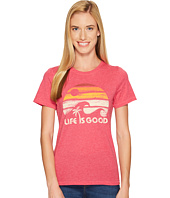 Life is Good - Life is Good® Wave Stripe Cool Tee