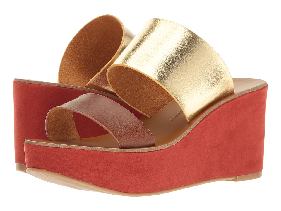 Chinese Laundry Ollie Sandal (Rich Brown) Wedges