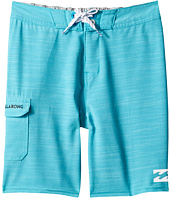 Billabong Kids - All Day X Boardshorts (Toddler/Little Kids)