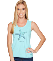 Life is Good - Starfish Sleeveless Crusher Scoop