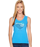 Life is Good - Free Spirit Sleeveless Crusher Scoop