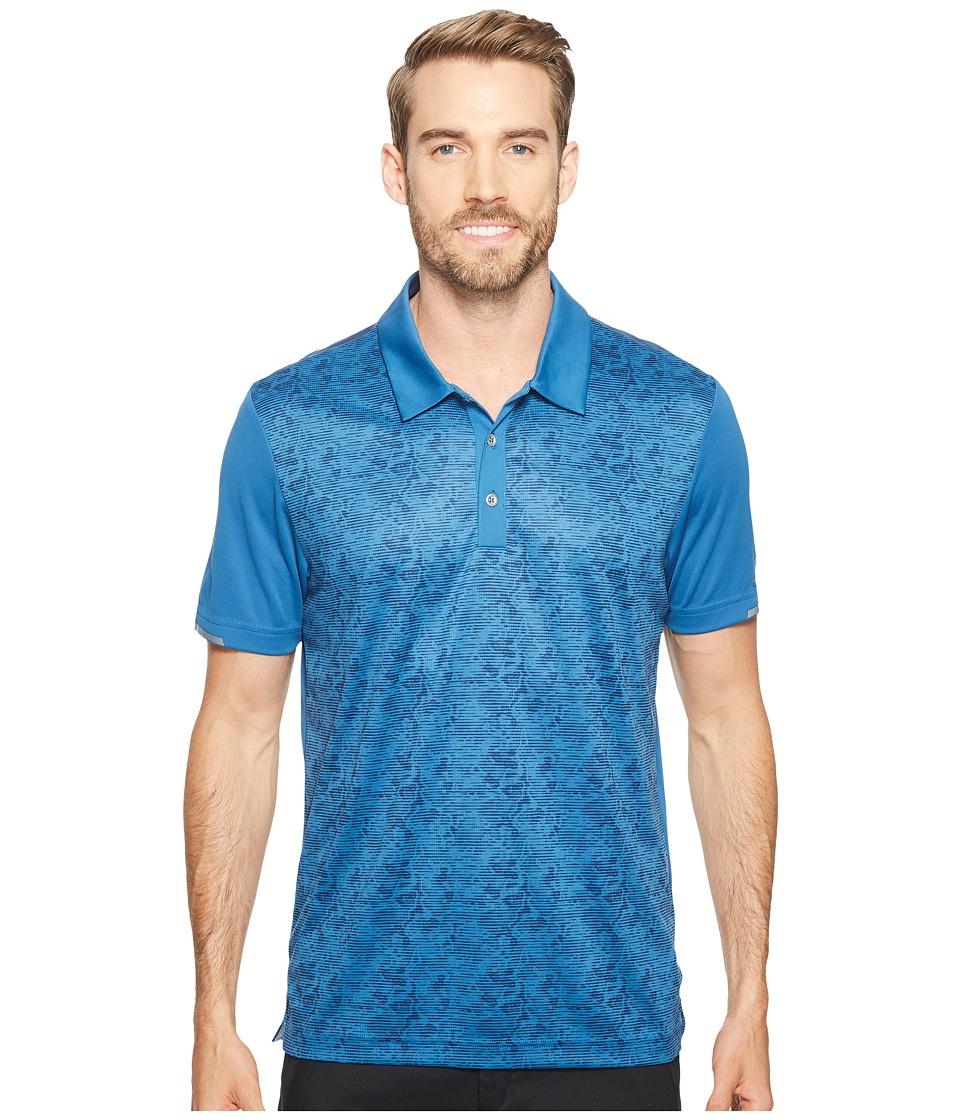 adidas Golf - ClimaChill 2D Camo Print Polo