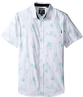 O'Neill Kids - Aloha Short Sleeve Woven Shirt (Big Kids)