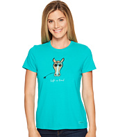 Life is good - Cool Horse Crusher Tee