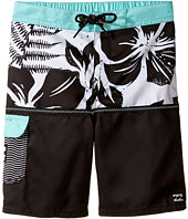 Billabong Kids - Fifty50 LT (Toddler/Little Kids)