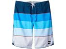 Billabong Kids - 73 OG Stripe Boardshorts (Big Kids)