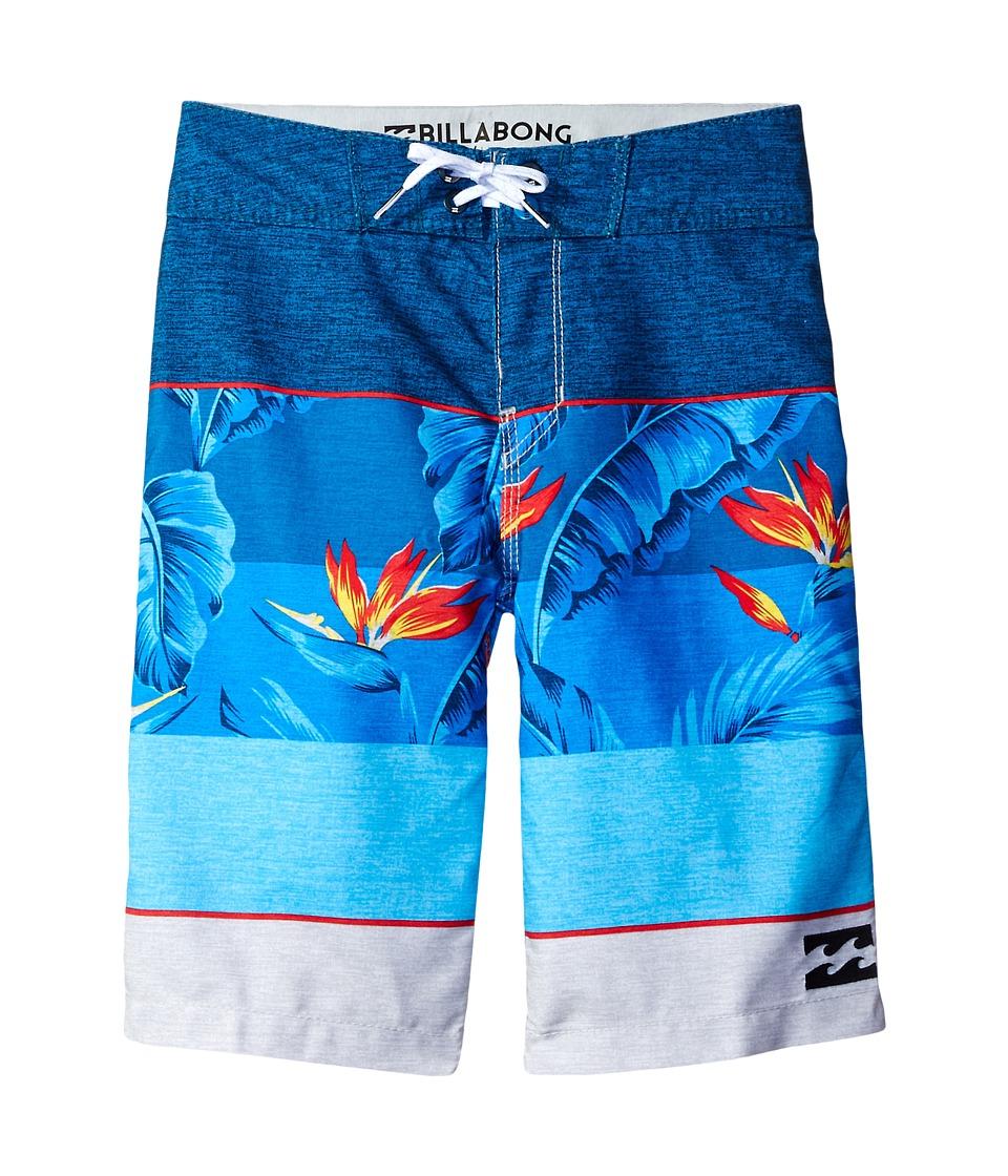 Billabong Kids Paradise OG Boardshorts (Big Kids) (Sand) Boy